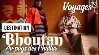 Documentaire Bhoutan, au pays des phallus