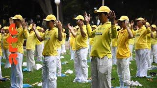 Documentaire Chine : le poison jaune