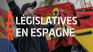 Documentaire Espagne : Vox, le retour de l'extrême droite
