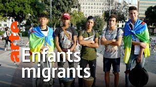 Documentaire Espagne : les enfants migrants de Barcelone