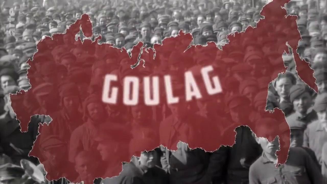 Documentaire Goulag :  apogée et agonie 1945 à 1957 –  3/3