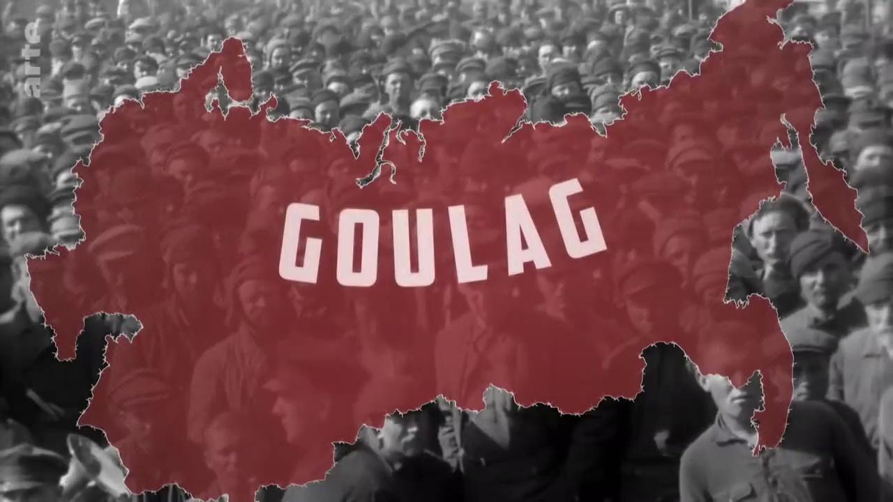 Documentaire Goulag : prolifération des Camps – 1934-1945 – 2/3
