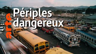 Documentaire Guatemala: chauffeurs d'épaves