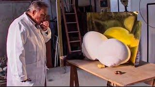 Documentaire L'artiste Daniel Milhaud