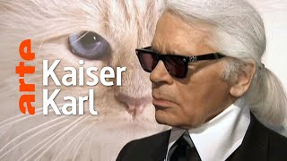 Documentaire Karl Lagerfeld, une icône hors norme
