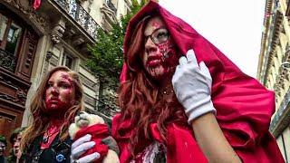 Documentaire La folie Zombie