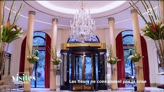 Documentaire Le fleuriste du Plaza Athénée