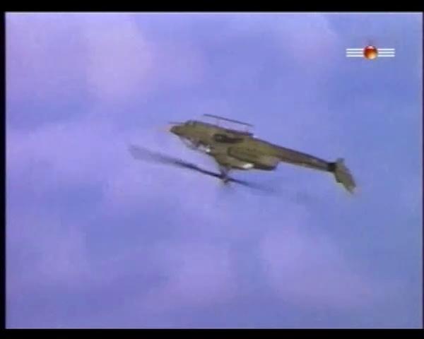 Documentaire Les ailes de légende – Bell Cobra AH1