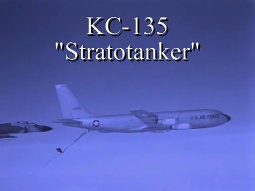 Les ailes de légende - Boeing KC135 Stratotanker