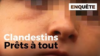 Documentaire Les clandestins de Cherbourg