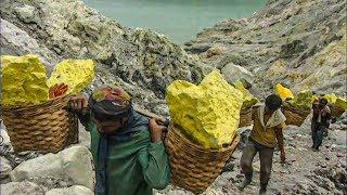 Documentaire Les chemins de l'impossible – Java, des volcans et des hommes