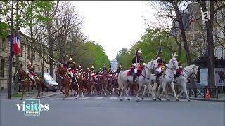 Les coulisses de la Garde Républicaine à cheval