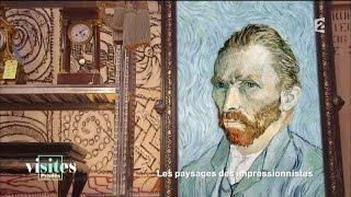 Documentaire Les paysages des impressionnistes
