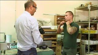 Documentaire Légion étrangère et tatouages : une longue histoire