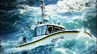 Documentaire Rodéo en mer d'Iroise