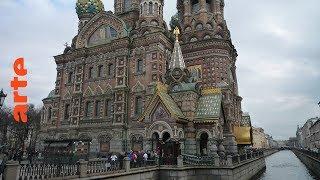 Documentaire Russie : renouveau a Saint-Pétersbourg
