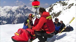 Documentaire Sauvetage à hauts risques en Haute Montagne