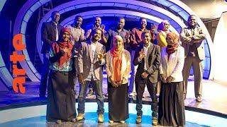 Documentaire Soudan: startups et téléréalité
