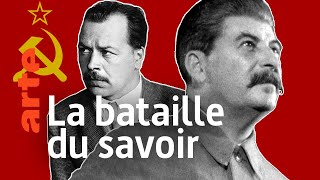 Documentaire Staline, le savant et l'imposteur
