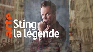 Documentaire Sting : Portrait d'un Englishman