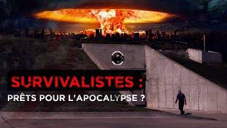 Documentaire Survivalistes : prêts pour l'apocalypse ?