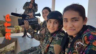 Documentaire Syrie: Rojava, la révolution par les femmes