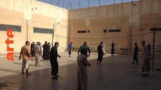Documentaire Syrie : la prison des jihadistes