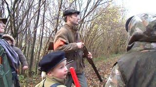 Tel père, tel fils à la chasse