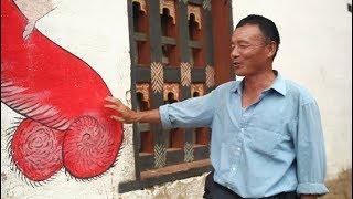 Documentaire Au Bhoutan, le phallus est sacré