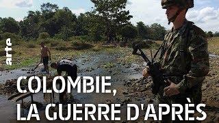 Documentaire Colombie : la guerre d'après