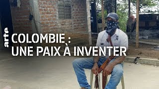 Documentaire Colombie : une paix à inventer