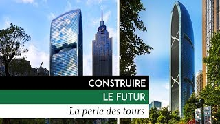 Construire le futur - La perle des Tours