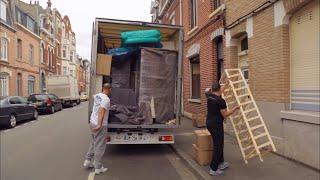Documentaire Des ménages qui déménagent