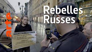 Documentaire En Russie, les jeunes se mobilisent pour la démocratie