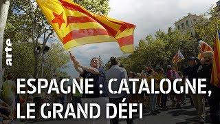 Documentaire Espagne : Catalogne, le grand défi