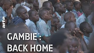 Documentaire Gambie : back home