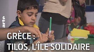 Documentaire Grèce : Tilos, île solidaire