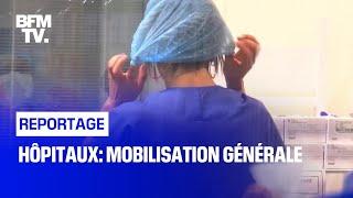 Documentaire Hôpitaux: mobilisation générale