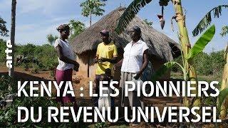 Documentaire Kenya : les pionniers du revenu universel