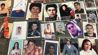 Documentaire Mexique : à la recherche des migrants disparus