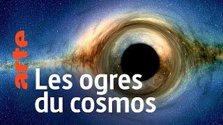 Mystérieux trous noirs