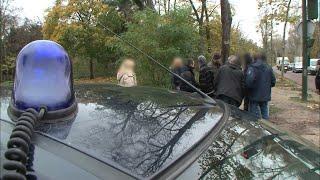 Documentaire Plice : Le bois de Boulogne sous haute surveillance