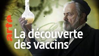 Documentaire Pasteur et Koch : un duel de géants dans le monde des microbes