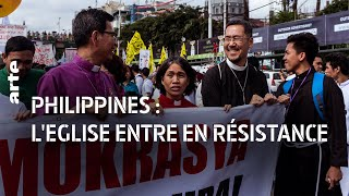 Documentaire Philippines : l'Eglise entre en résistance