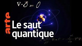 Qu'est-ce que le saut quantique ? | La magie du cosmos