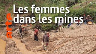 Documentaire RDC: femmes mineurs, la voie de l'émancipation