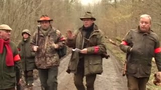 Documentaire Traques au grand gibier en Ardennes