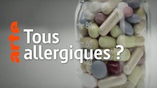 Documentaire Allergies : d'où viennent-elles ?