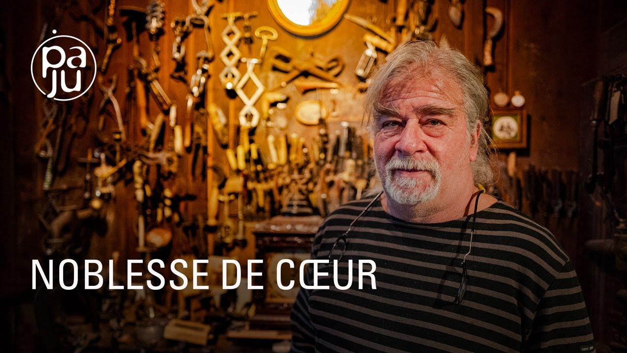 Documentaire Châtelain et vigneron, Pierre cultive un art de vivre tourné vers le partage et les autres