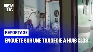 Documentaire Enquête sur une tragédie à huis clos